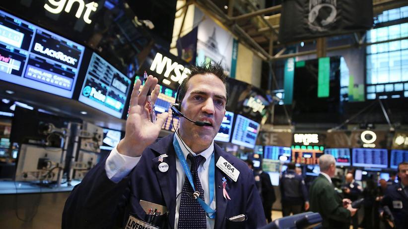 Aktienhandel: Nicht so schnell, Börse!