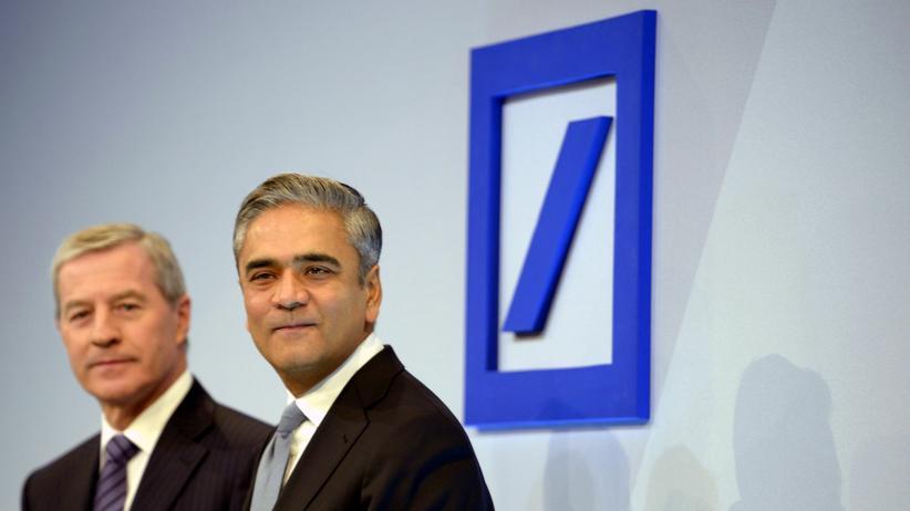Fitschen und Jain, CEOs Deutsche Bank