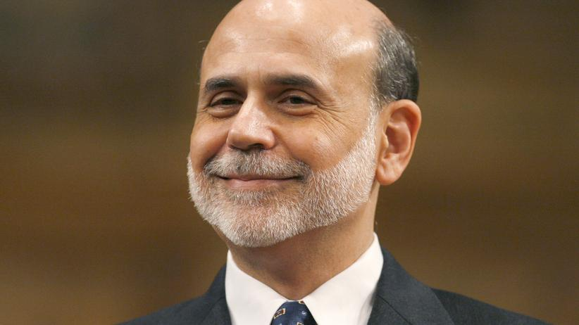 Ben Bernanke FED