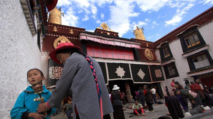 China: Geld statt Freiheit für Tibet