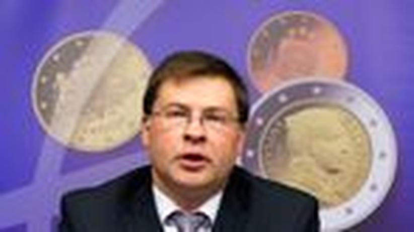 Gemeinschaftswährung: Lettland zahlt ab 2014 in Euro