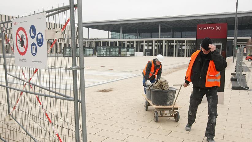 Flughafen BER: Mehdorns Blindflug