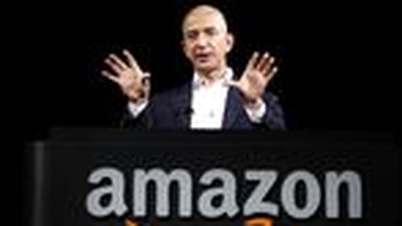 US-Zeitung: Amazon-Chef Jeff Bezos