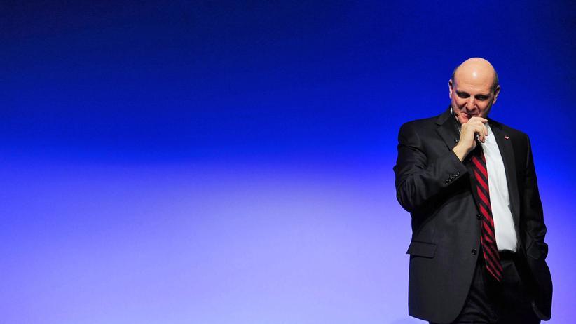 Microsoft ohne Ballmer: Der PC-Guy tritt ab