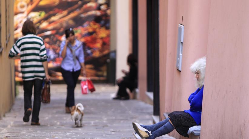Euro-Krise: Die italienische Depression