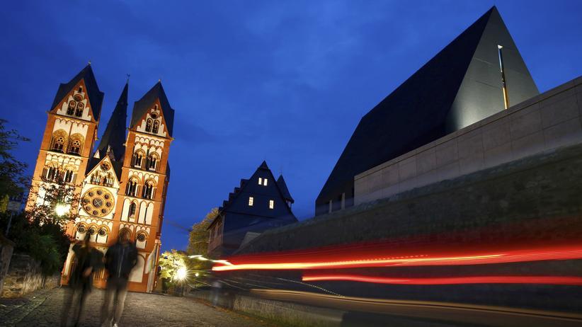 Kirchensteuer: Die Residenz von Franz-Peter Tebartz-van Elst in Limburg