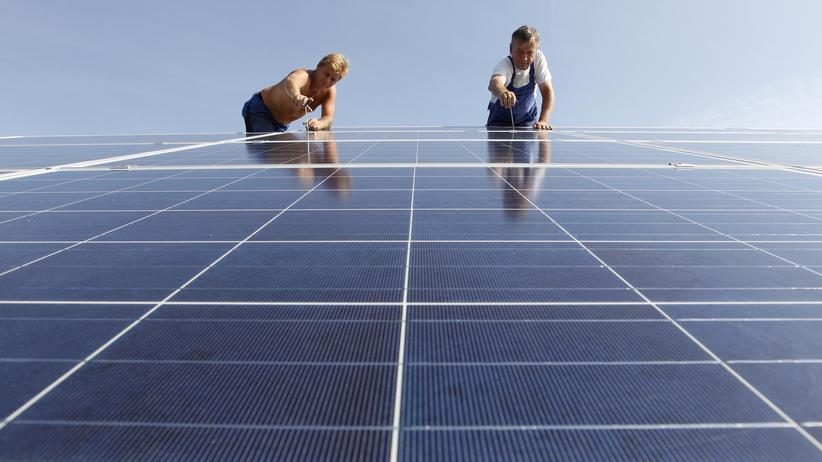 Energiewende: Ökostromumlage steigt auf 6,307 Cent