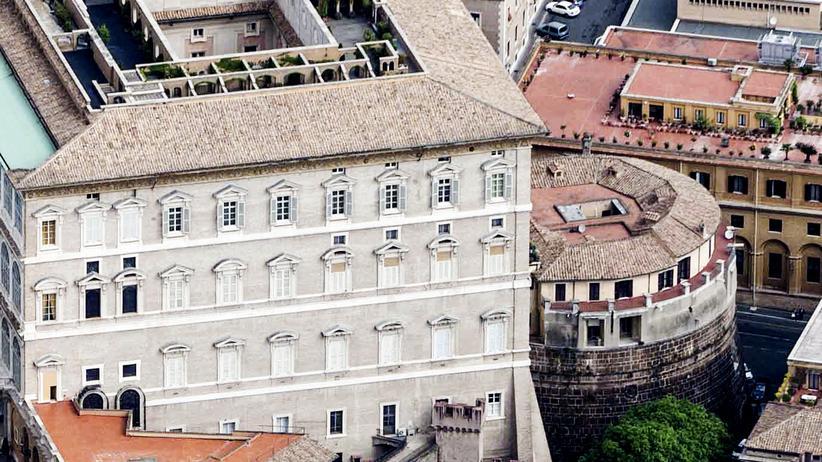 Bankenregulierung: Die Vatikanbank in Rom