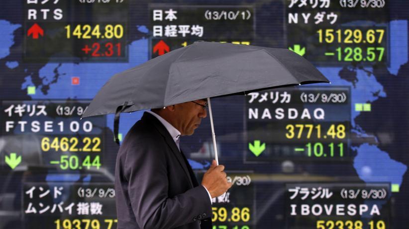 Weltwirtschaft: Keine Erholung in Sicht
