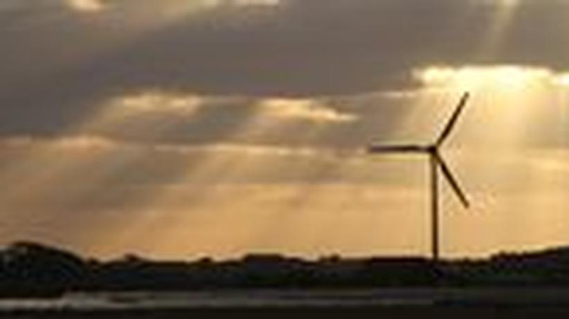 Energiewende: Deutsche Windkraft für die Welt