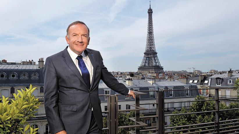 """Wirtschaftskrise: """"Frankreich braucht einen Schröder"""""""