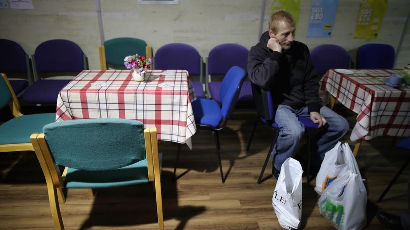 Großbritannien: London boomt, das Land blutet