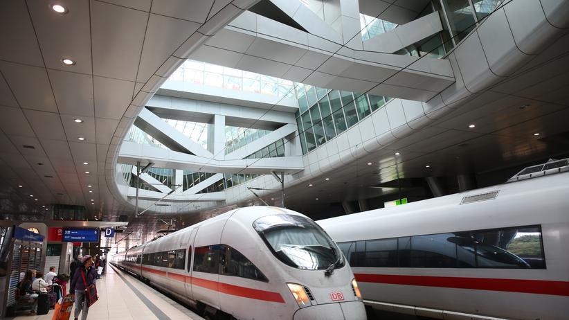 Deutsche Bahn: ICE-Züge der Deutschen Bahn