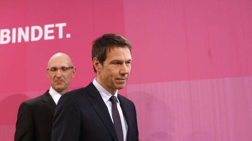 René Obermann: Telekom-Chef René Obermann im Februar 2013