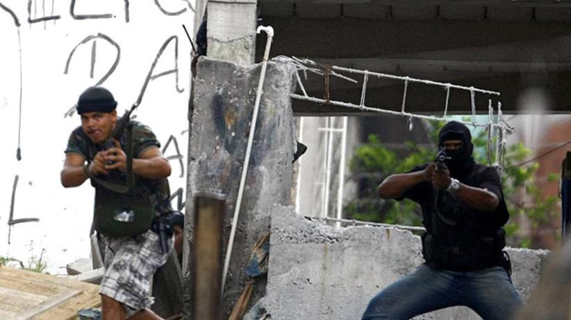 Rio de Janeiro: Drogenbanden am Rand des Bankrotts