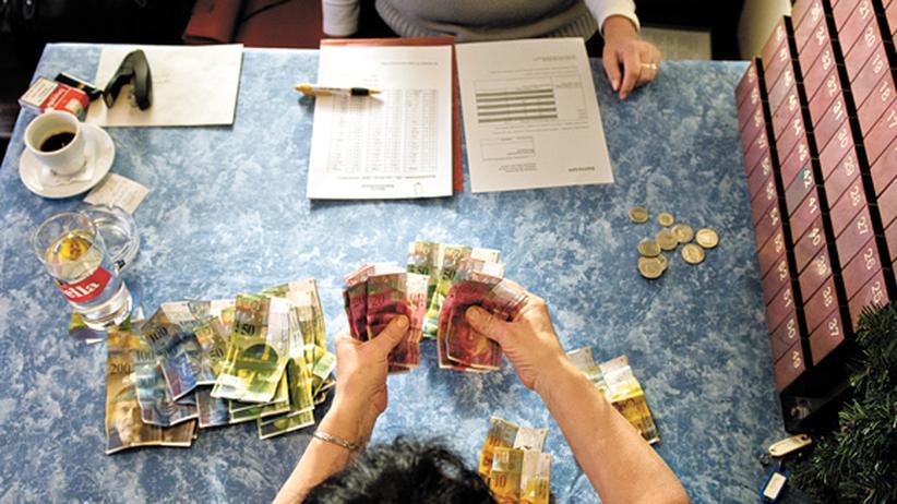 Schweizer Sparverein: Die Sparschule