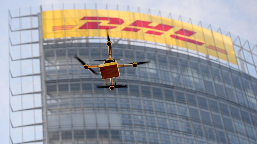 Fliegende Roboter: Unternehmen im Drohnenfieber