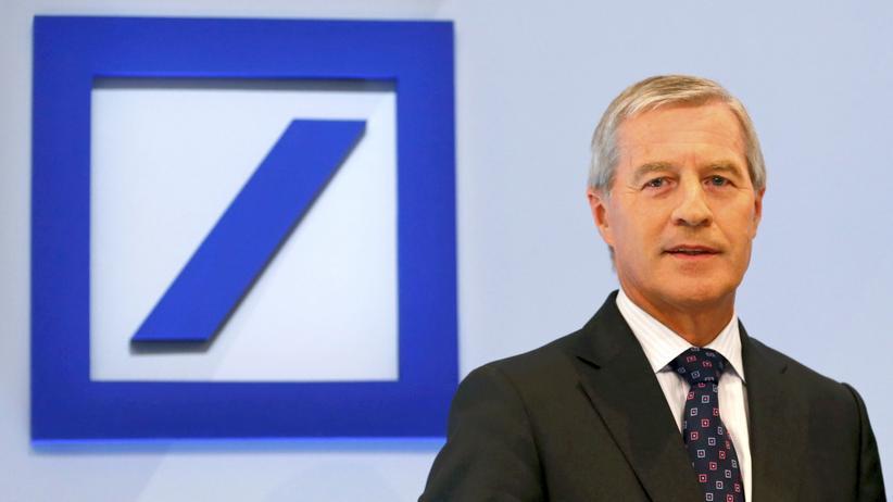 Finanzmarkt: Alles klar, Deutsche Bank?