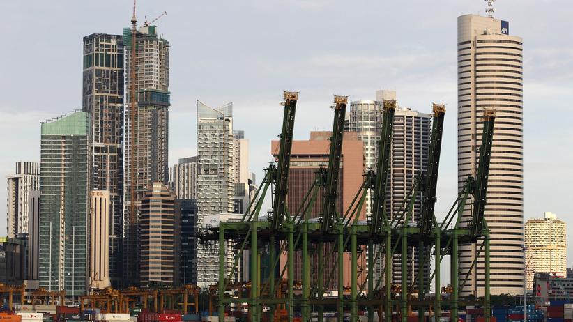 Finanzmarkt: Singapur will sauber werden