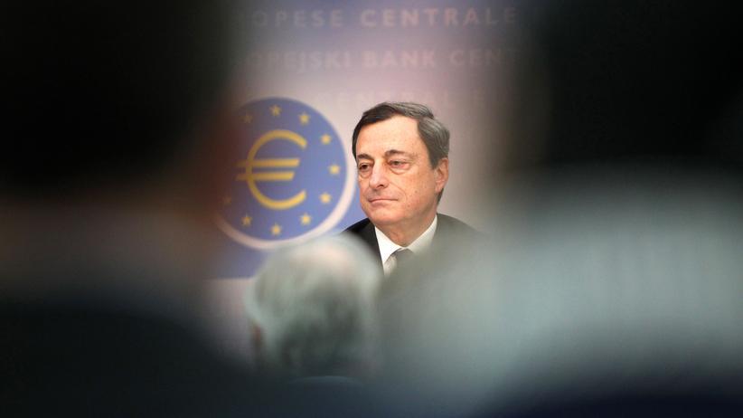 Karlsruhe: EZB-Präsident Mario Draghi