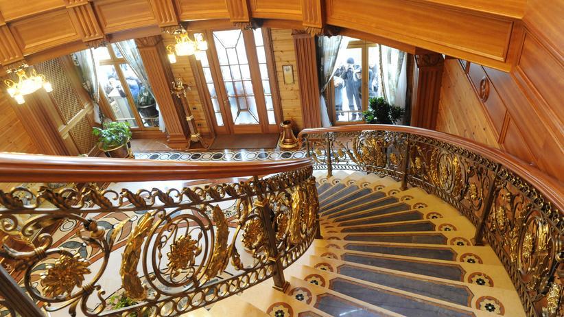 Janukowitsch Residenz