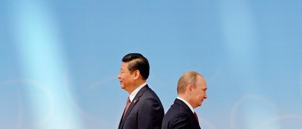 China Russland China-Blog