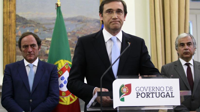 Euro-Zone: Portugal verlässt den Rettungsschirm ohne Sicherung