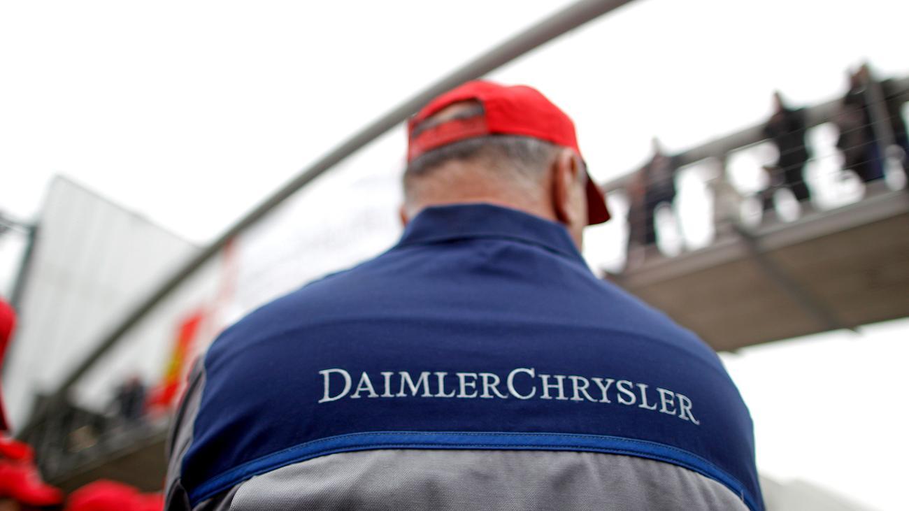 Arbeitswelt: Daimler holt seine Rentner zurück   ZEIT ONLINE