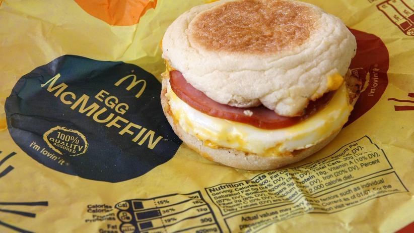 McMuffin Egg von McDonald's