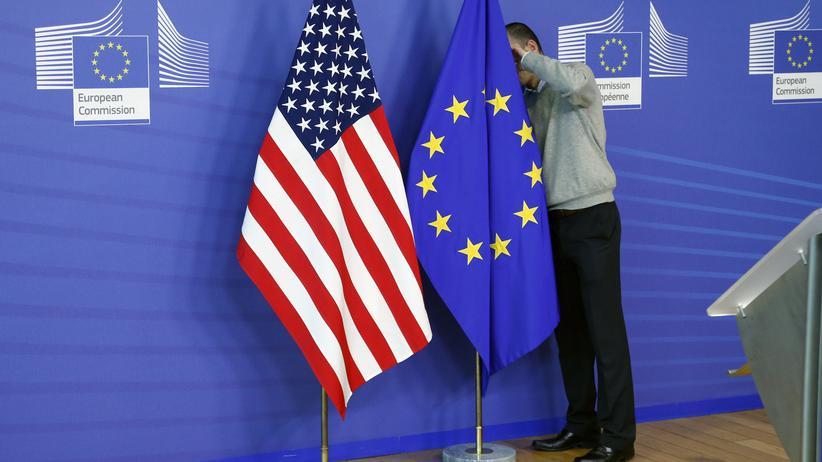 TTIP: Die USA und EU verhandeln über das Freihandelsabkommen TTIP