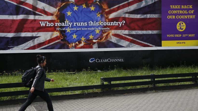 Großbritannien: UKIP macht am liebsten Wahlkampf im Pub