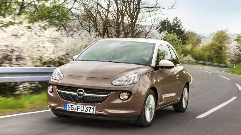 Opel Adam: Bunt und durstig