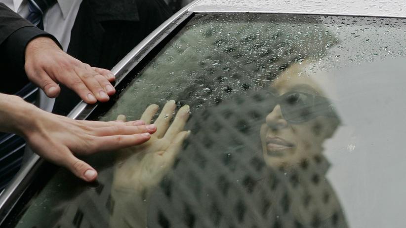 Argentiniens Präsidentin Cristina Kirchner
