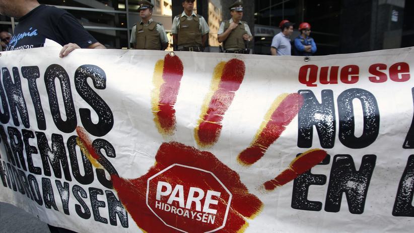 Energieversorgung: Chile stoppt umstrittenes Staudammprojekt