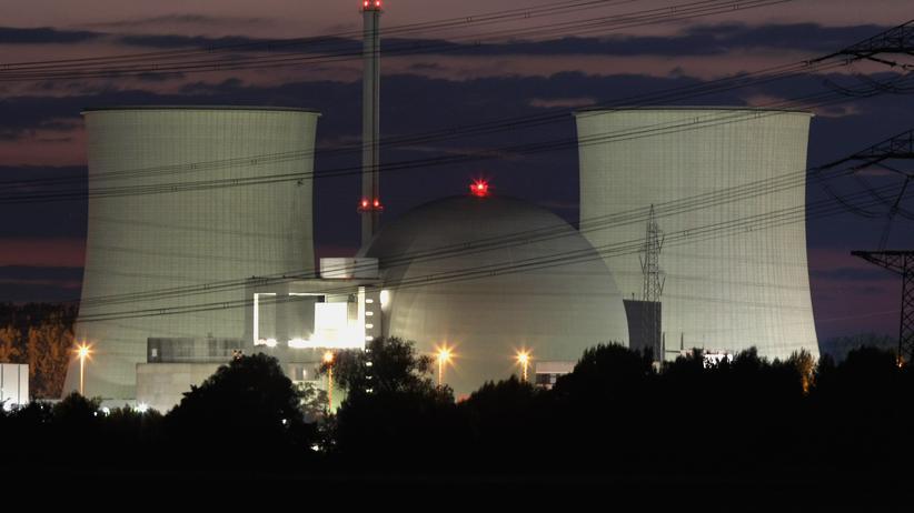 Atomenergie: RWE-Atomkraftwerk Biblis (Archiv)