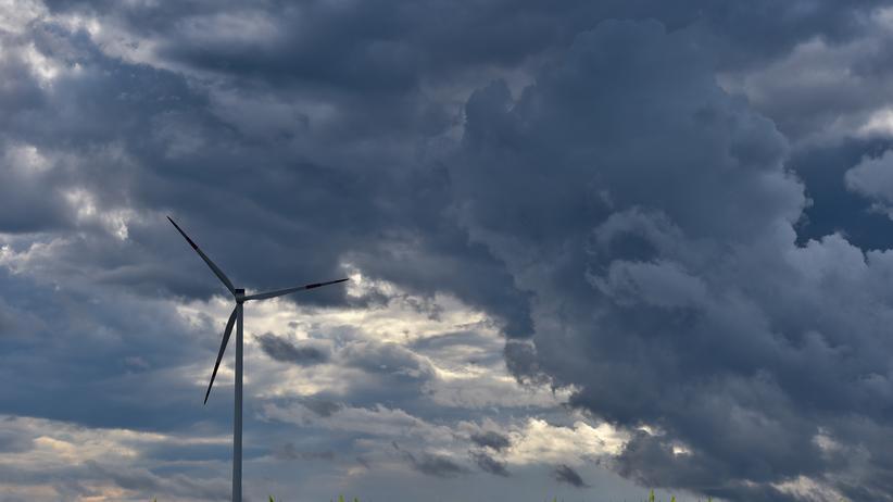 Energiewende Windrad