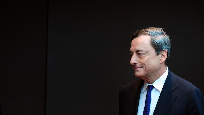 Europäische Zentralbank: Das Geld tut nix