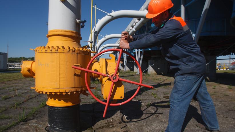 Gasstreit mit der Ukraine: Russlands Machtspiel