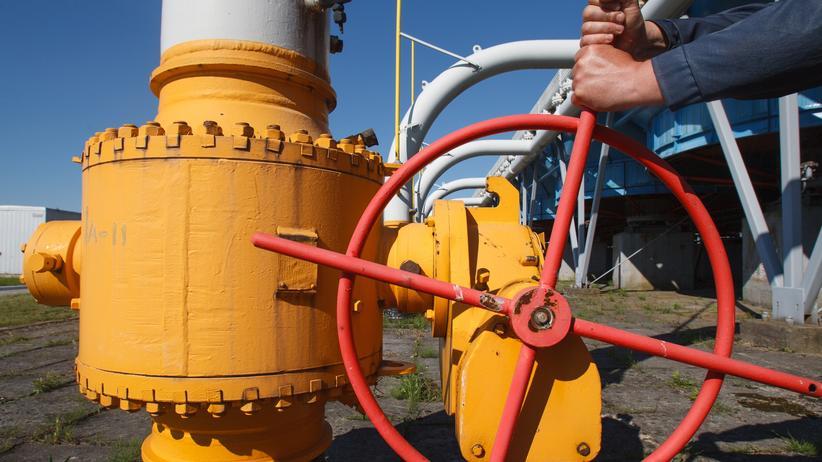 Erdgas: Deutschland ist Europas Gaszentrale