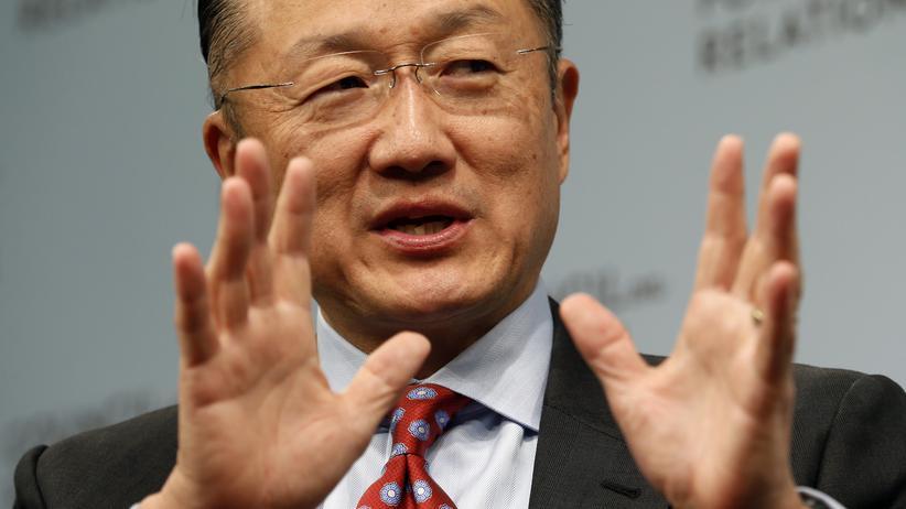 Konjunktur: Weltbank warnt vor Abwärtstrend in Entwicklungsländern