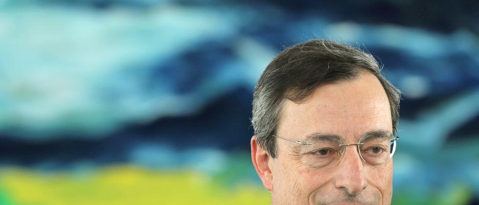 Mario Draghi (Archivbild)
