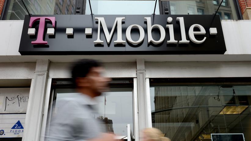 Telekommunikation: T-Mobile US und Sprint stehen vor Einigung auf Fusion