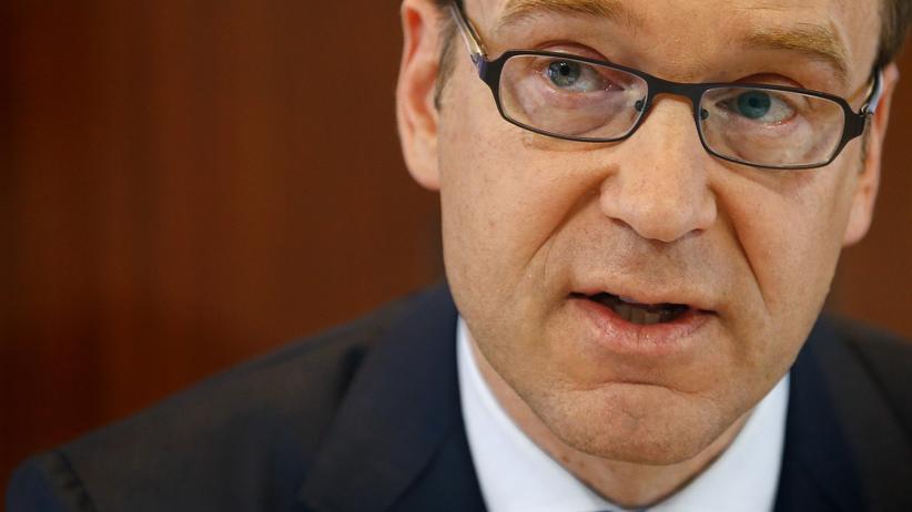 EU-Krisenpolitik: Bundesbank-Präsident Jens Weidmann (Archiv)