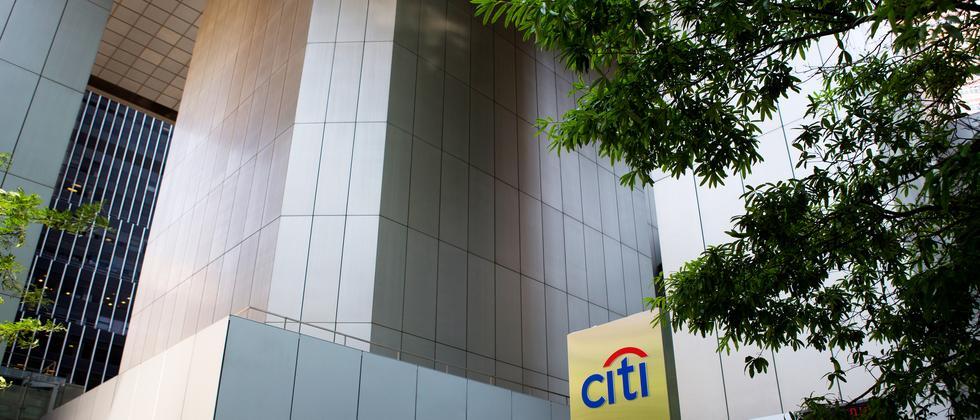 Die Citigroup Inc. Zentrale in New York