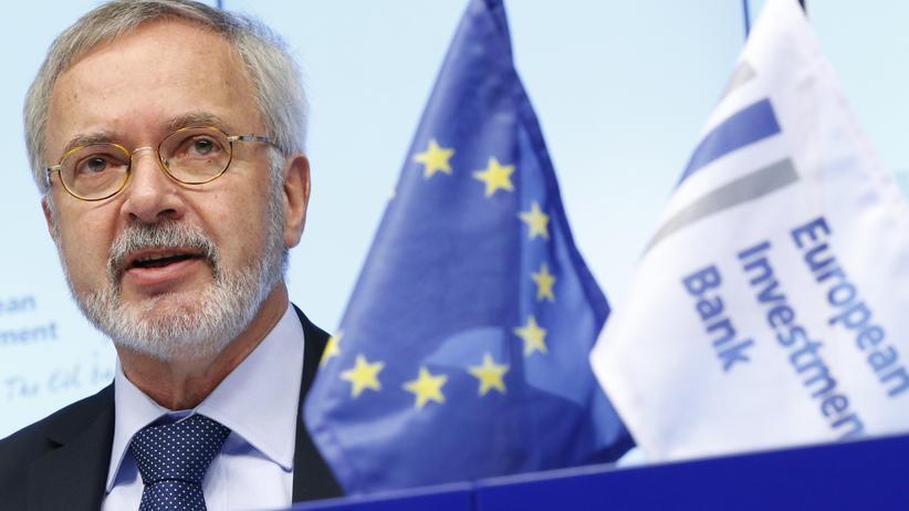 Europäische Investitionsbank: EIB-Chef Hoyer fordert Milliarden-Investitionen in Europa