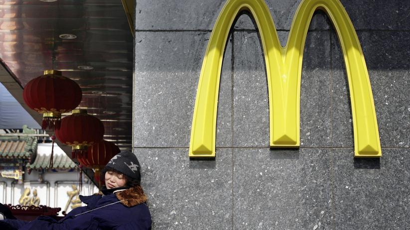 China: Kein Fleisch mehr bei McDonalds