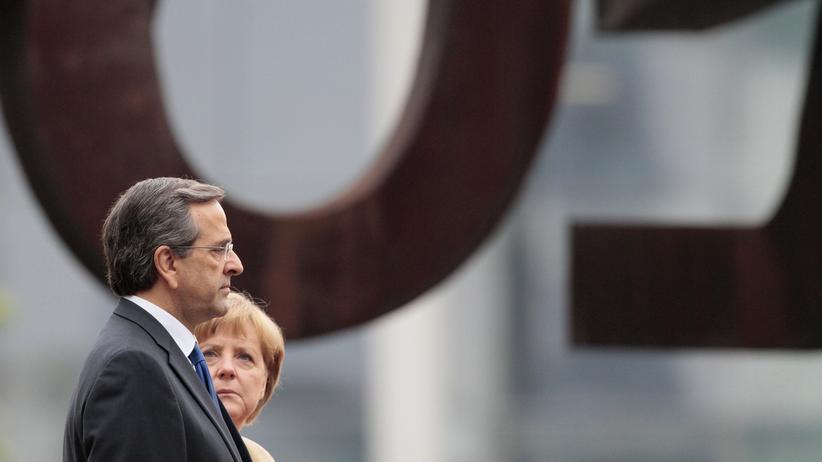 Euro-Krise: Deutschland verdrängt die Krise