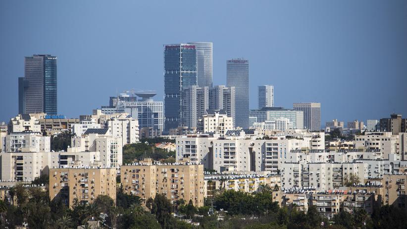 Gaza-Konflikt: Israels Hauptstadt Tel Aviv.