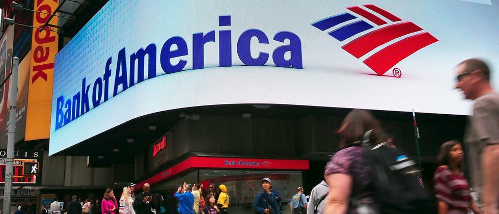 Bank of America Rekordstrafe Hypothekendeal