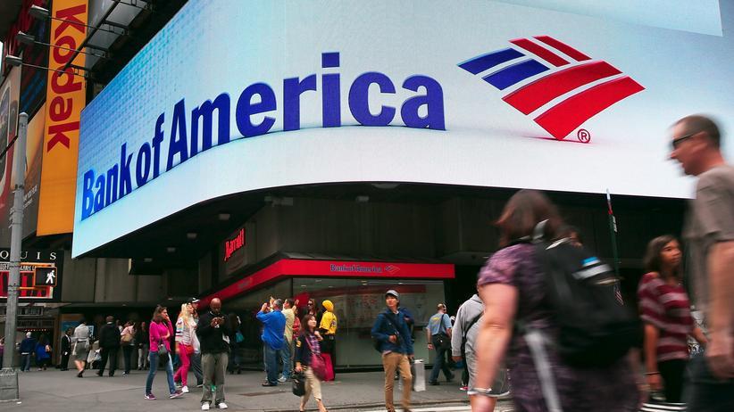 Hypothekengeschäft: Bank of America muss fast 17 Milliarden Dollar Strafe zahlen